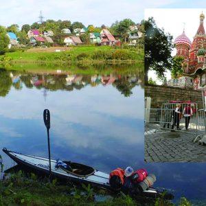 Chapka na Volga
