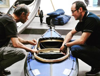 Fabrication Kayak Nautiraid