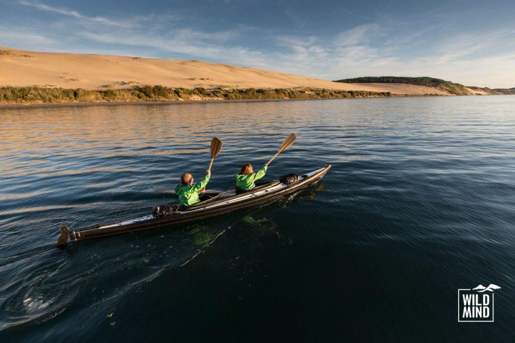 Nautiraid - Kayak en mer