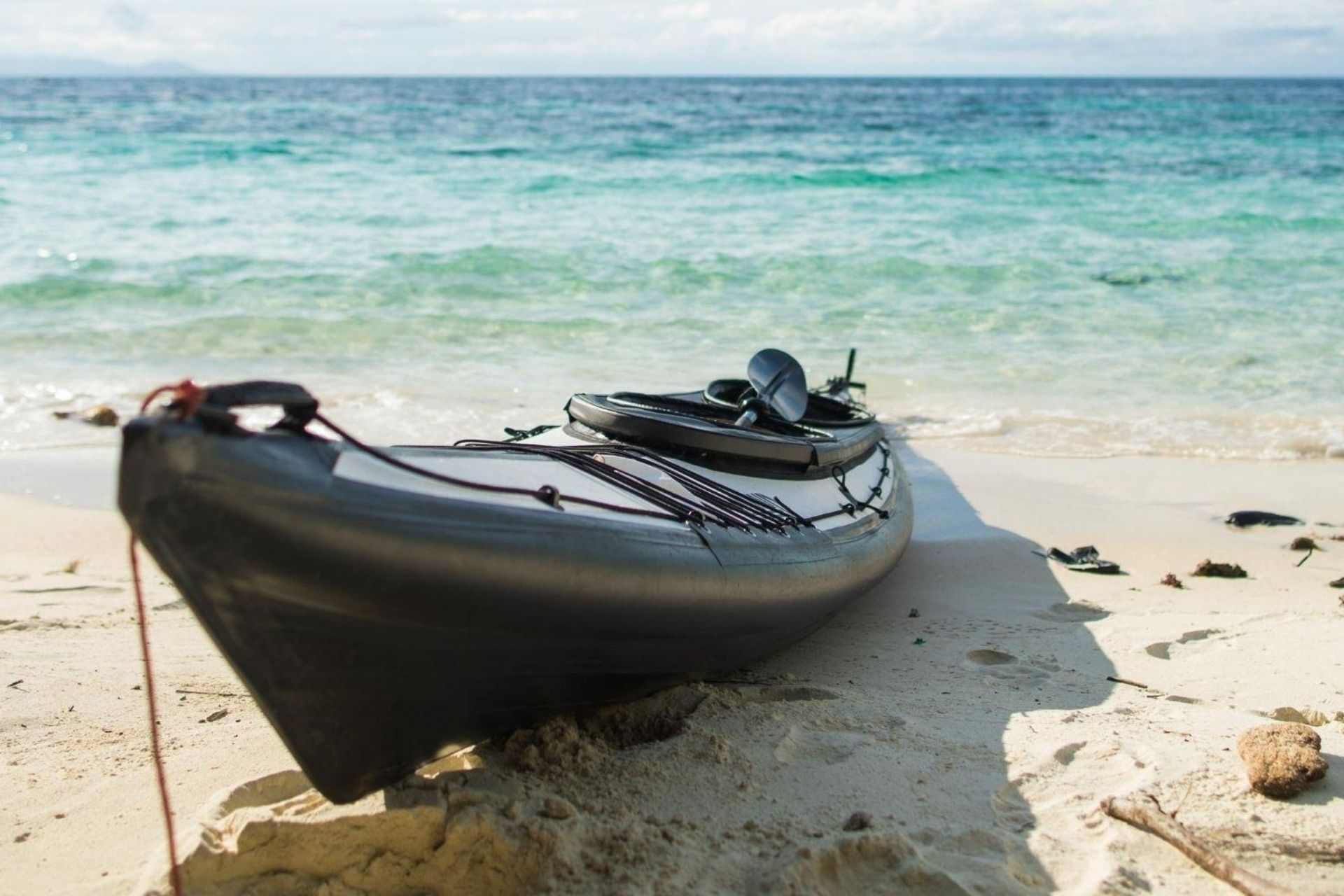 Kayak plage